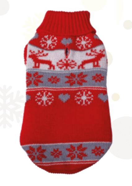 CHRISTMAS XMAS Pullover