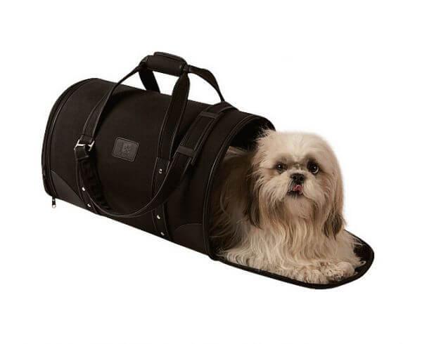 BO PARISIEN Hunde- und Katzentransporttasche