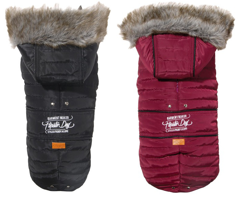 Laola winterjacke outlet chi co shop f r hundemode for Polster outlet essen