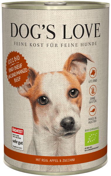 Dog's Love BIO Rind