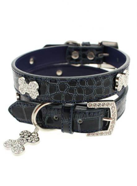 BLUE CROCO Halsband