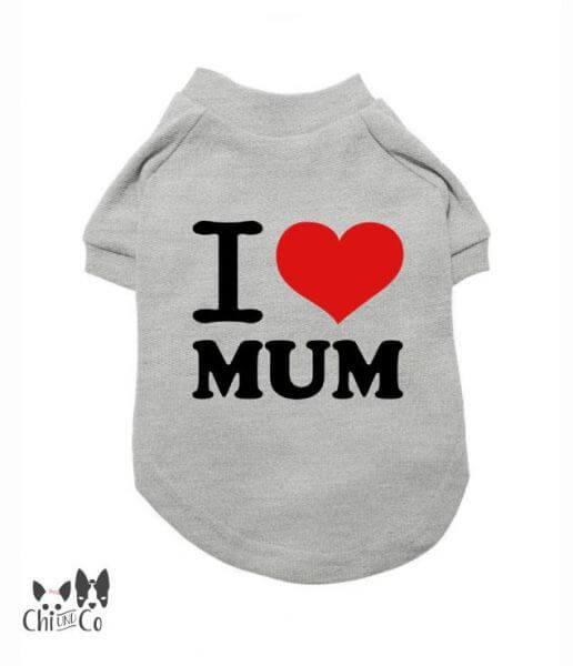 UP I LOVE MUM T-Shirt