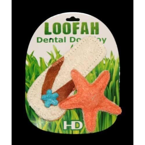 LOOFAH PLAY II 100% natürliches Zahn Spielzeug-Set
