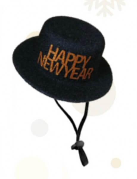 Happy New Year Hut