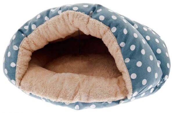 TANA BLAU Hundehöhle