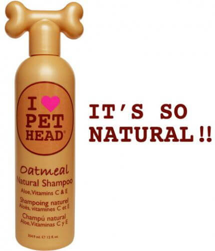 PET HEAD OATMEAL Shampoo (354 ml)