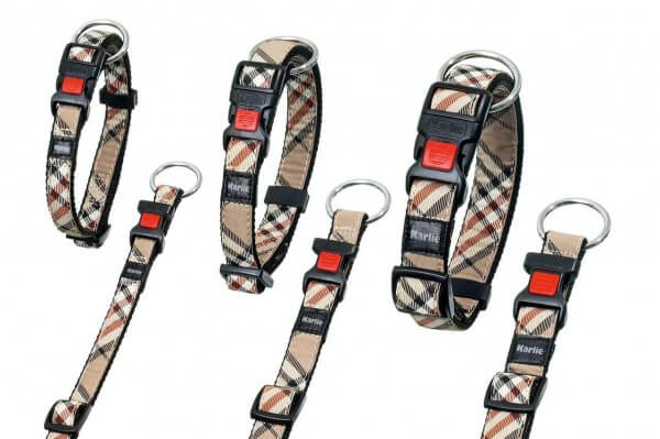 KA English Style Halsband