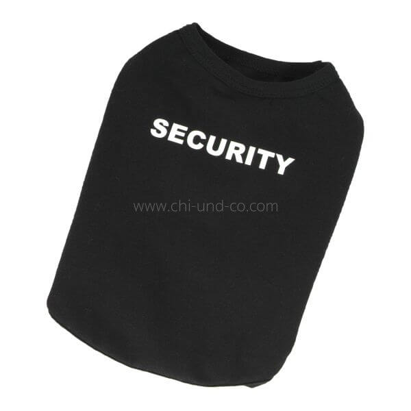 IP SECURITY ärmelloses Shirt