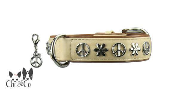 P2G PEACE Halsband + Anhänger