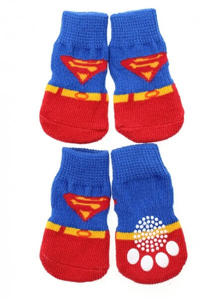 SUPERDOG Socken (4 Stk)