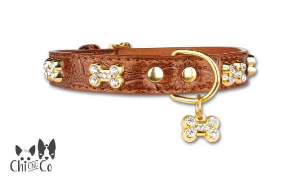 P2G GLITTERBONES Halsband