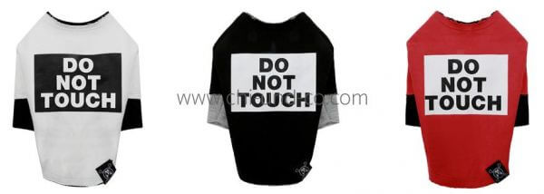 PA DO NOT TOUCH T-Shirt