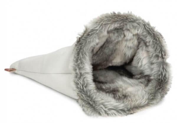 Schlafsack Faisca Grau