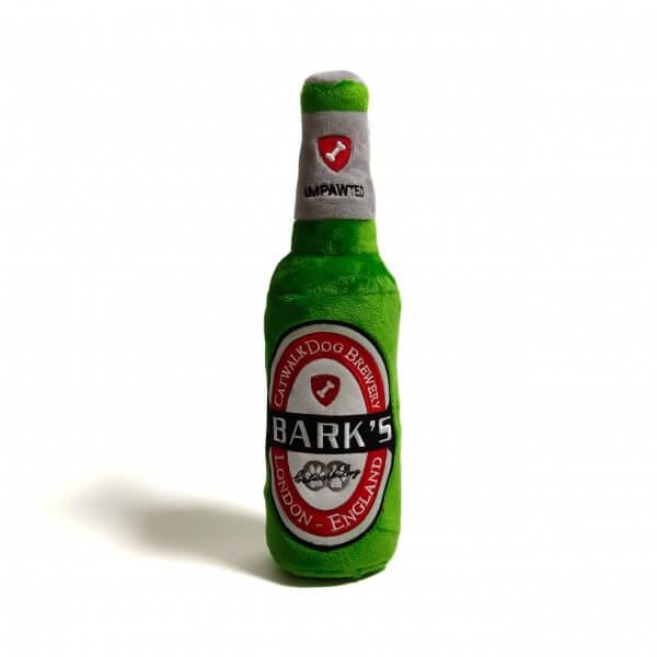 CD Bark's Bierflasche Spielzeug