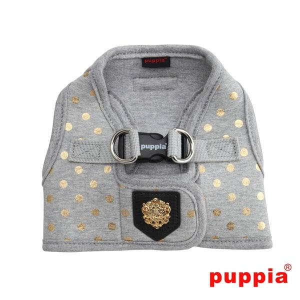 PU MODERN DOTTY GREY Softgeschirr