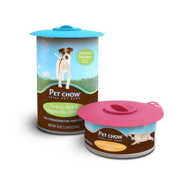 POPWARE wiederverwendbare Dosendeckel für Hundefutter