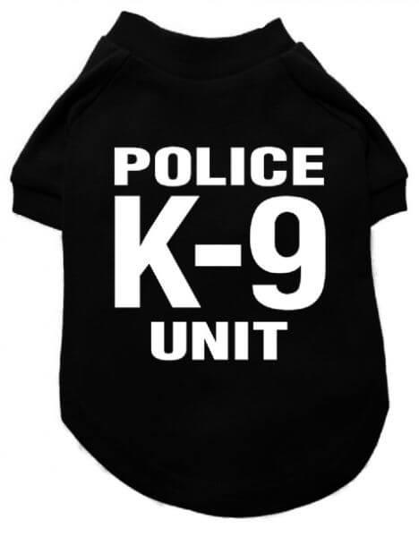 UP POLICE K-9 Shirt