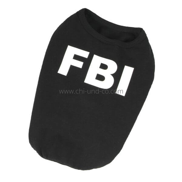 IP FBI ärmelloses Shirt