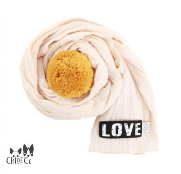 PA LOVE IVORY Schal