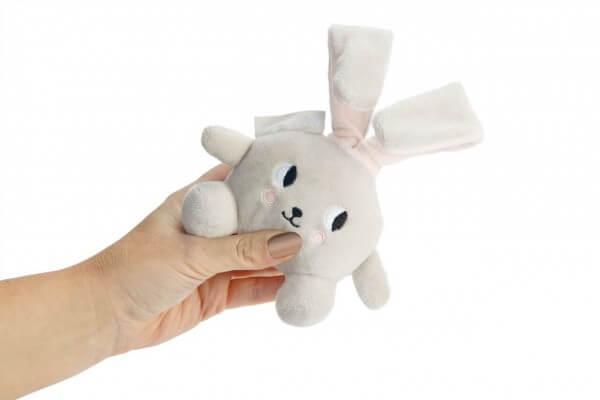Canina Spielzeug (Drücken - Ohren stellen sich auf)