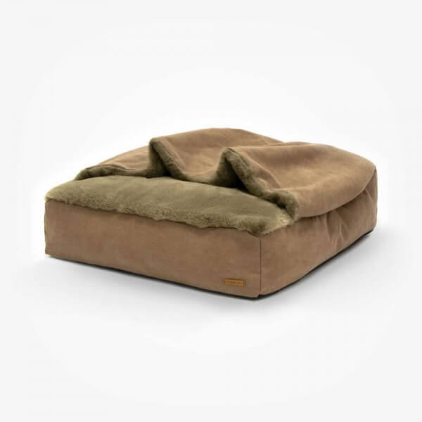 DREAMY BRAUN Hundebett
