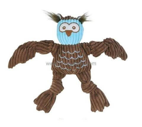 HUGGLEHOUND OWL HUGGLE Spielzeug