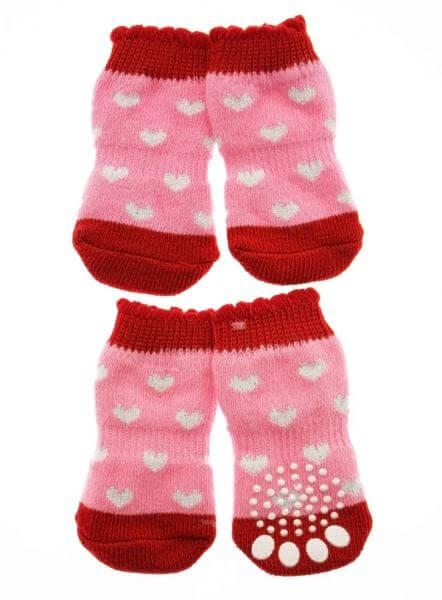 GLITZER DLX (4 Stk) Socken