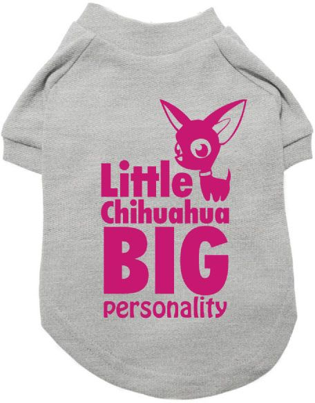 UP Little Chihuahua T-Shirt