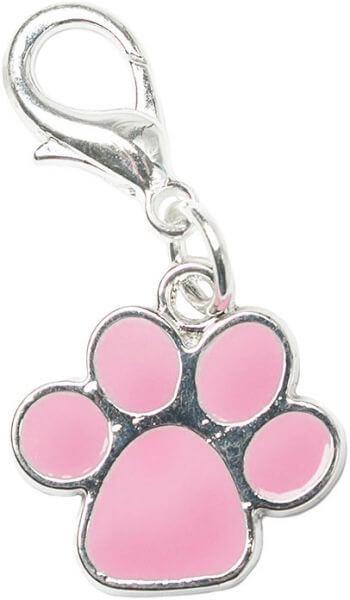 PAW Pink Anhänger