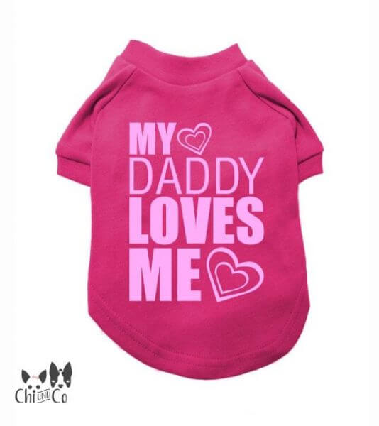 UP MY DADDY LOVES ME T-Shirt