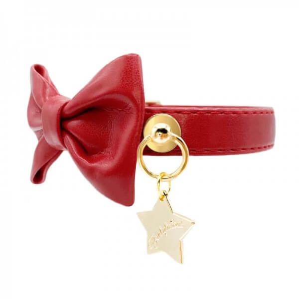FL CLASSY RED Halsband