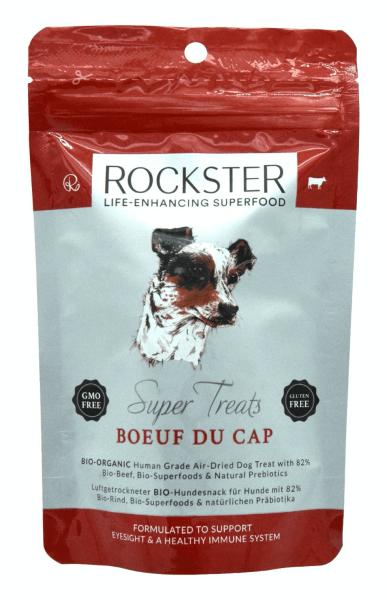 ROCKSTER SUPER TREATS BEOEFU DU CAP 90g