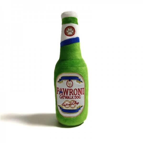 CD Pawroni Bierflasche Spielzeug