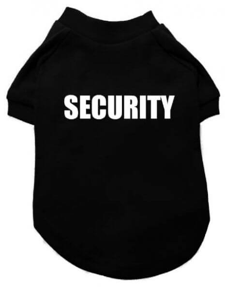UP SECURITY T-Shirt