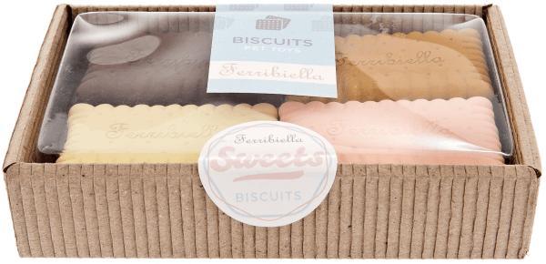 FB Hundespielzeug Latex Biscuits (4 Stk.)