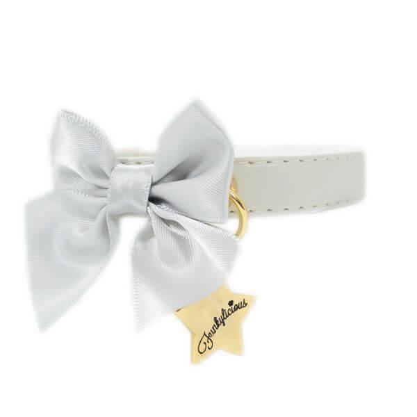 FL ROMANTIC GREY Halsband