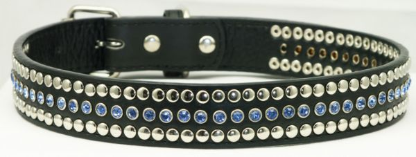 DIAMANT CHURCH BLAU Halsband