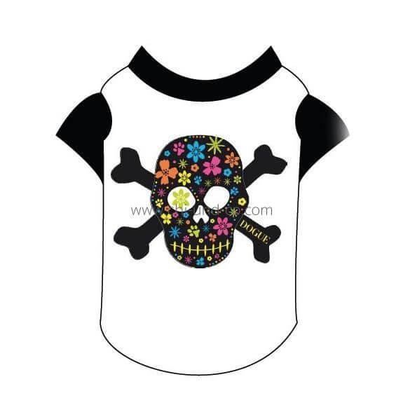 DOGUE SHIRT SKULL T-Shirt