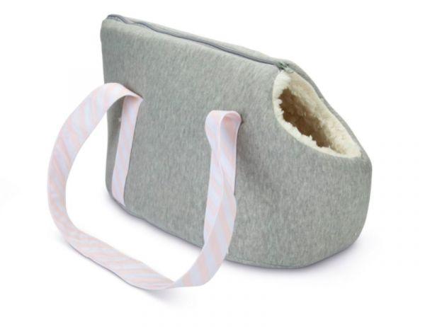 KA BEEZTEES Wolltragetasche für Welpen