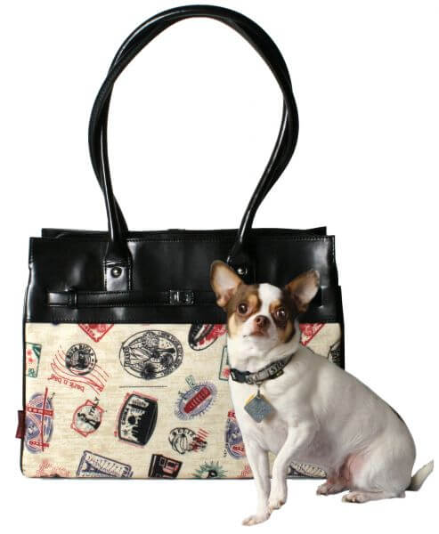 BNB STAMP Hundetasche