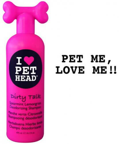 PET HEAD Dirty Talk Shampoo (475 ml)