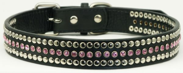 HD DIAMANT CHURCH PINK Halsband