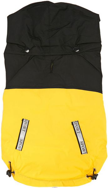 UP YELLOWFORD Regenjacke