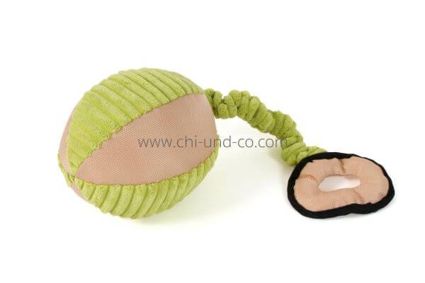 BALL TUG TOY elastischer Ball mit Strang Spielzeug