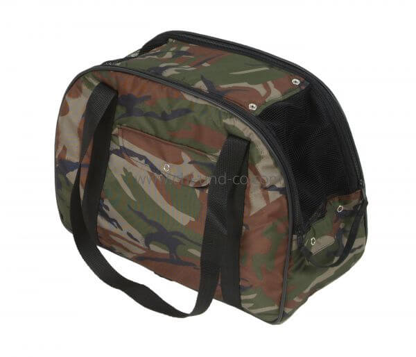 IP QUEEN CAMO Hundetasche