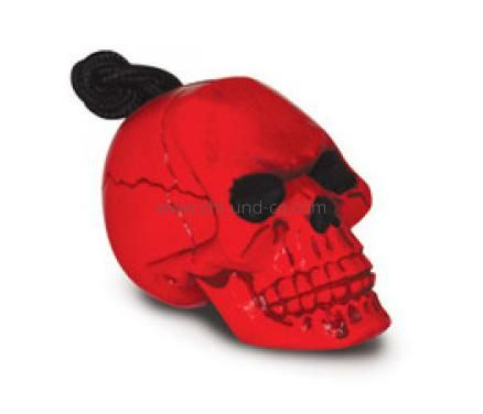 TUFFY RUGGED RUBBER SKULL Spielzeug