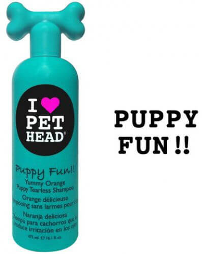 PET HEAD PUPPY FUN Shampoo (475 ml)