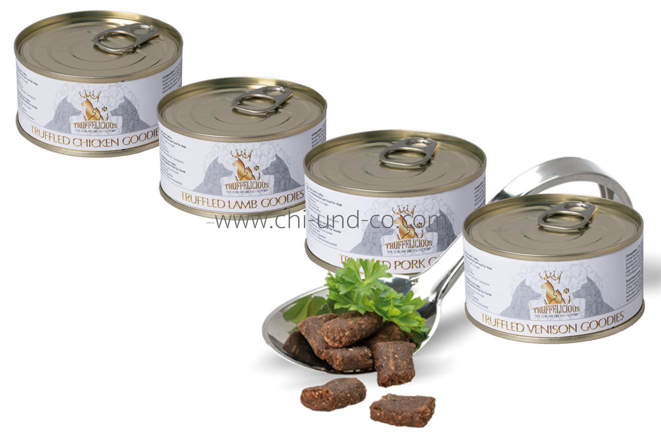 Tr ffel leckerli 75g snacks leckerlis essen chi for Polster outlet essen