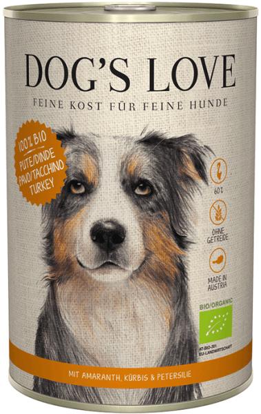 Dog's Love BIO Pute