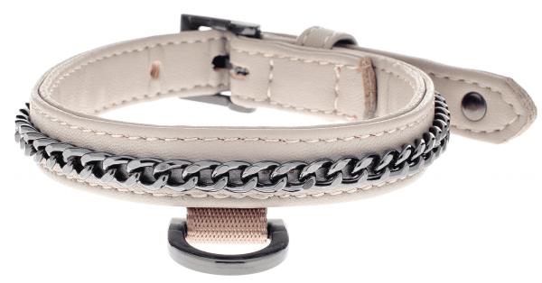 FB DANGEROUGE Halsband BEIGE